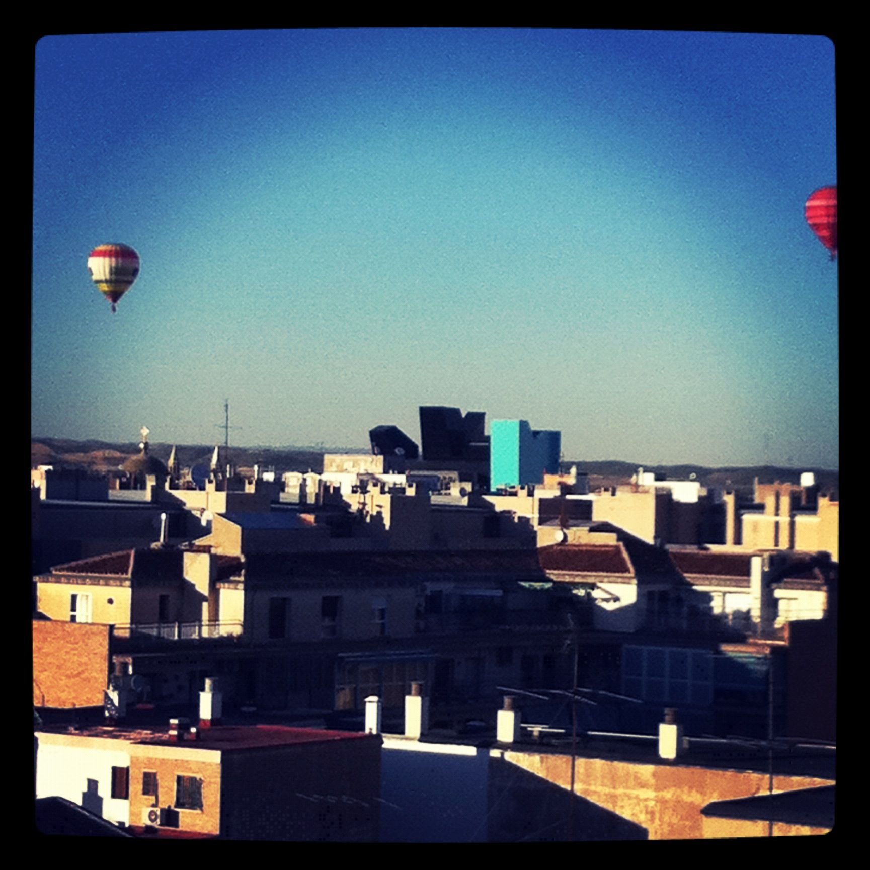 vistas de Zaragoza desde Bucle Marketing Online