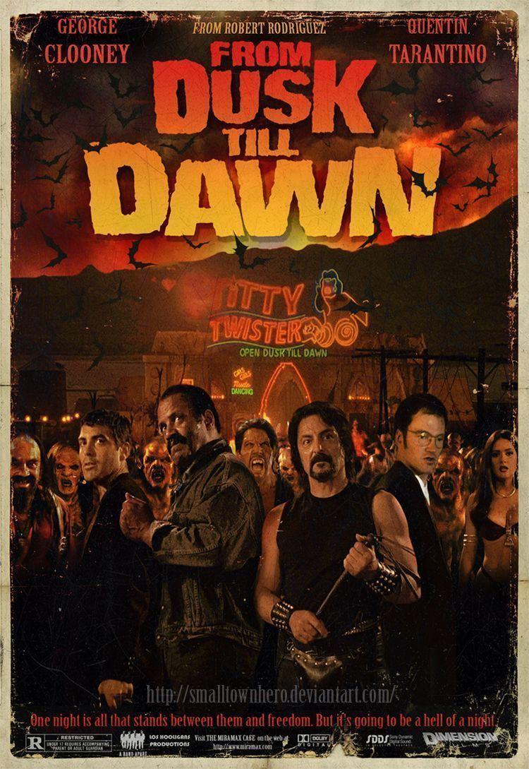 From_Dusk_Till_Dawn_poster_by_smalltownhero Estilo e identidad en campañas de publicidad online