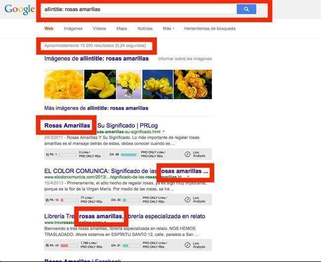 buscar palabras claves en Google - Como estudiar a tu competencia en Internet de forma fácil y gratuita