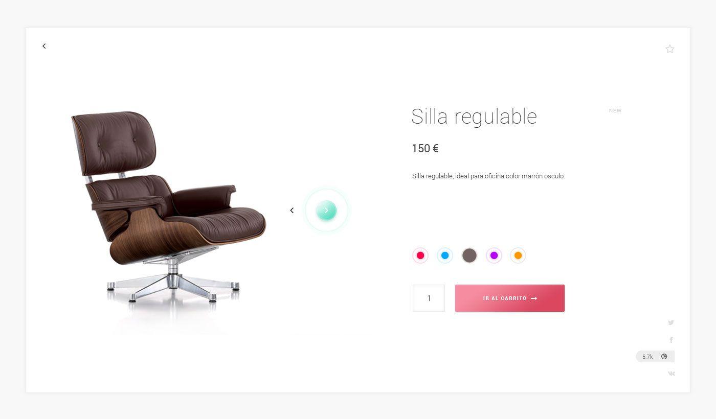 publicidad tienda online silla - Publicidad Online para Tiendas Online