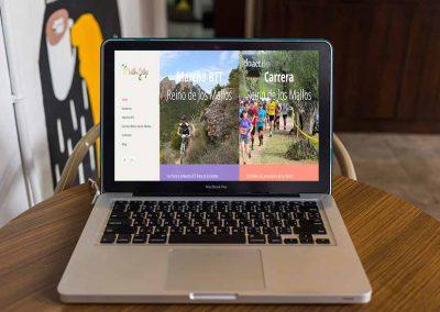 carrera de los mallos 1 400x284 - Nuestros trabajos de Marketing Online