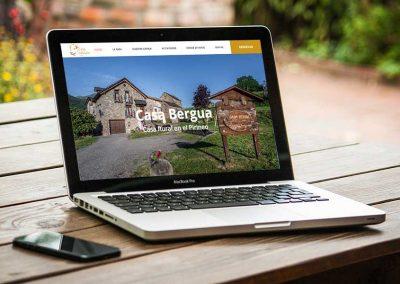 casa bergua 1 400x284 - Nuestros trabajos de Marketing Online