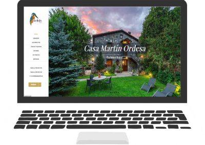 casa martin 1 400x284 - Nuestros trabajos de Marketing Online
