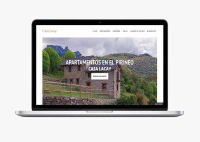 casalacay 1 400x284 - Nuestros trabajos de Marketing Online