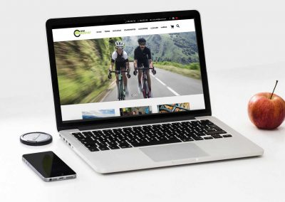 ciclos richi 1 400x284 - Nuestros trabajos de Marketing Online