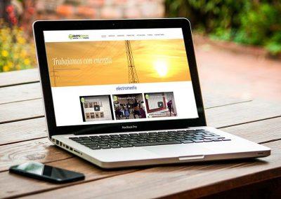 electro blancas 1 400x284 - Nuestros trabajos de Marketing Online