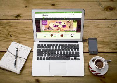 la rosaleda 1 400x284 - Nuestros trabajos de Marketing Online