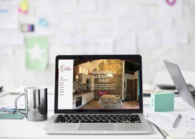 labordadechelis 1 400x284 - Nuestros trabajos de Marketing Online