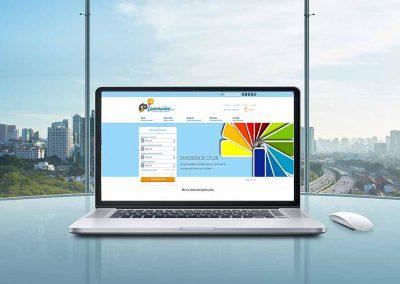 locomunico 1 400x284 - Nuestros trabajos de Marketing Online