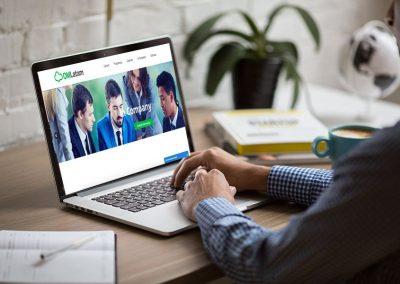 onlatam 1 400x284 - Nuestros trabajos de Marketing Online