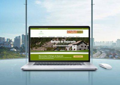 refugio de bujaruelo 1 400x284 - Nuestros trabajos de Marketing Online