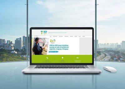 sedi 1 400x284 - Nuestros trabajos de Marketing Online