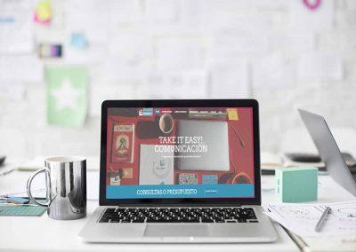 tiecomunicacion 1 400x284 - Nuestros trabajos de Marketing Online