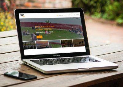 netsfun 1 400x284 - Nuestros trabajos de Marketing Online
