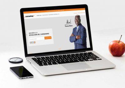 carswires 1 400x284 - Nuestros trabajos de Marketing Online