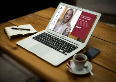 natalia otero 400x284 - Nuestros trabajos de Marketing Online